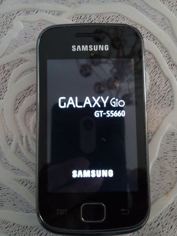Smartphone Samsung Galaxy GT-S5660