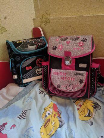Продам рюкзаки для девочек100грн и мальчиков250 грн