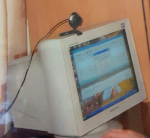Oddam sprawny komputer stacjonarny z monitorem