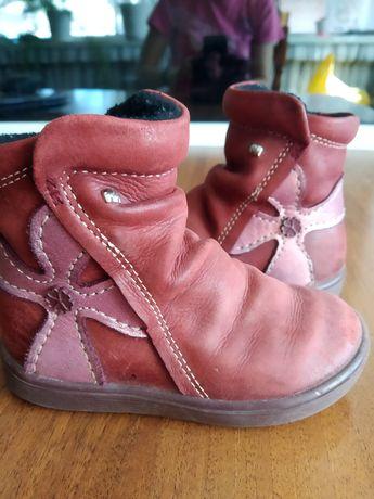 Сапоги, ботиночки демисезонные для девочки Elefanten, 21