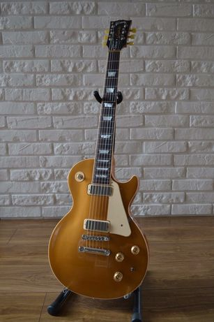 Gibson Les Paul Deluxe Gold Top 2015 NOWA