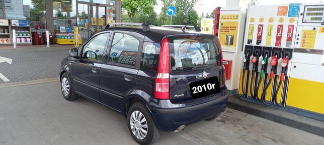 Fiat Panda 1.2 benz 2010r Bezwypadkowa, wspom City Garażowana.