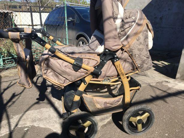 Продам коляску-трансформер Adamex Young
