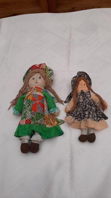 Stare szmaciane lalki-zabawki PRL.