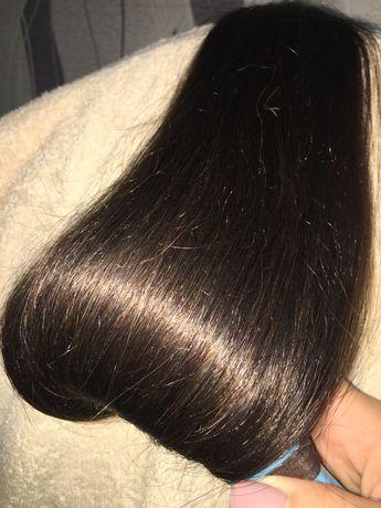 Волосы натуральные. Славянка. 45 см