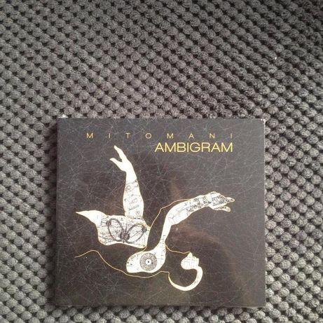 Płyta cd Mitomani Ambigram