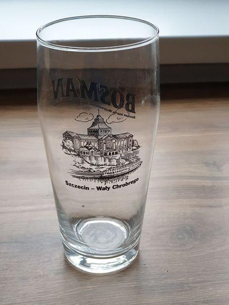 Szklanka do piwa Bosman - Wały Chrobrego