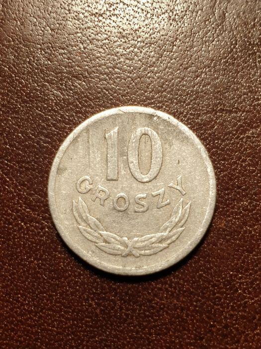Moneta dla numizmatyka 10 groszy 1949 rok Bielsko-Biała - image 1