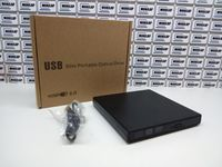 Napęd zewnętrzny Nagrywarka zewnetrzna USB 2.0 DVD CD Gwarancja