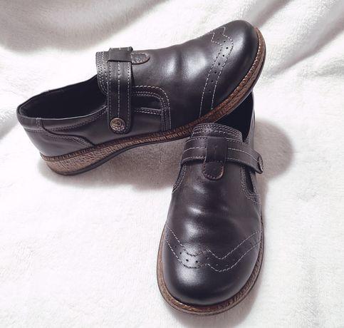 Туфли женские, натуральная кожа 41 размер