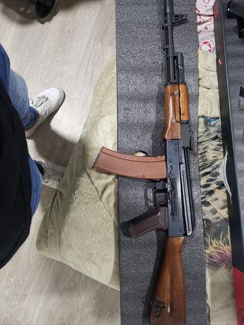 Vendo AK de airsoft
