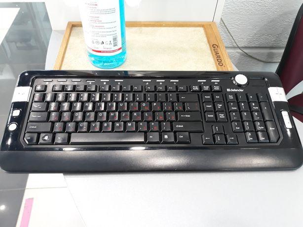 Клавіатура безпровідна defender Bern 795 без приймача.