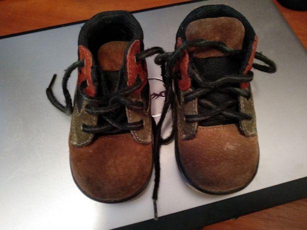 Супер ботиночки для малыша Hush puppies
