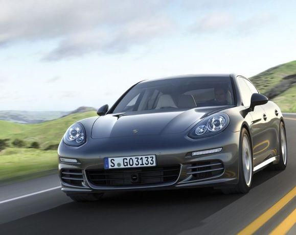 Porsche Panamera 970 FL 3.0 TDI M7S Karoseria Dokumenty plus zestaw