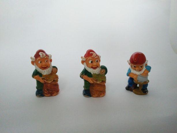 Sprzedam figurki krasnoludków