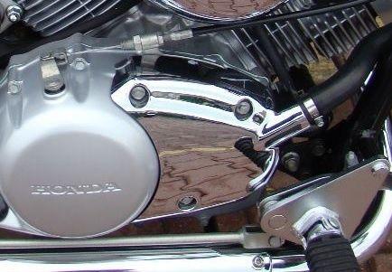Osłona pompy Shadow Vt125 chrom