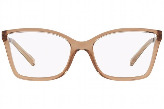 Óculos Graduados MICHAEL KORS Caracas Dark Brown Transparent Inject