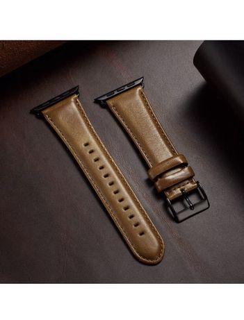 Bracelete para Apple Watch, Samsung e Huawei em pele