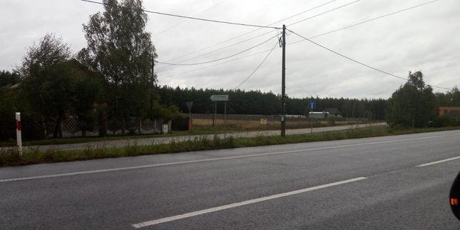 Działka Centrum Polski 0,40 ha komercja, PLAN Z. UC, blisko A2