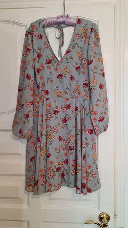 Новое платье, бренд на фото
