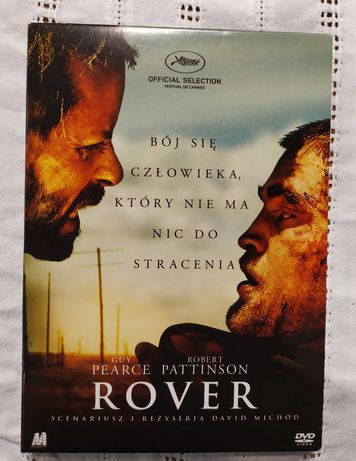 Rover ( Robert Pattinson)- film DVD stan idealny