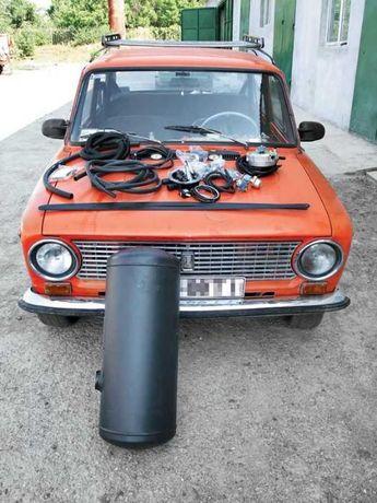 ПОЛНЫЙ НОВЫЙ Комплект ГБО 2 поколения Tomasetto