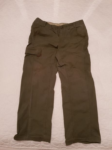 Spodnie Columbia trekkingowe bojówki r 36/32 L