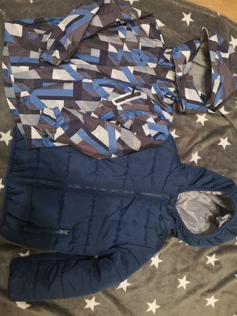 Kurtka kurtki jesień zima 128/134