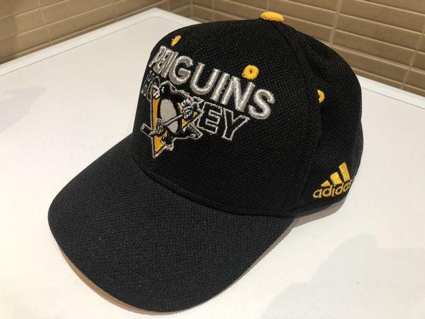 Czapka Adidas NHL Pittsburgh Penguins