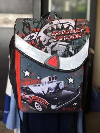 Ранец рюкзак Herlitz Flexi Hot Wheels