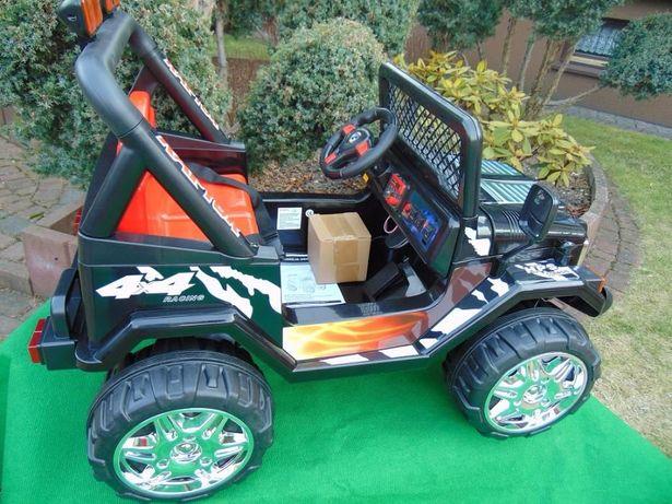 JAREX Quad Dwuosobowe Autko Pojazd Samochód na akumulator