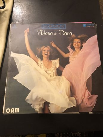 Płyta winylowa Hana i Dana