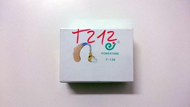 T212 Mini Aparelho Auditivo Amplificador Som Regulado Volume