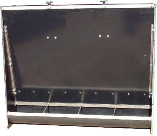 Automat/karmnik paszowy- czterostanowiskowy tucznikowy-wersja AP4T