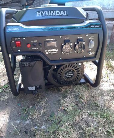 Генератор бензиновый HYUNDAI HHY 3050F 3 кВт