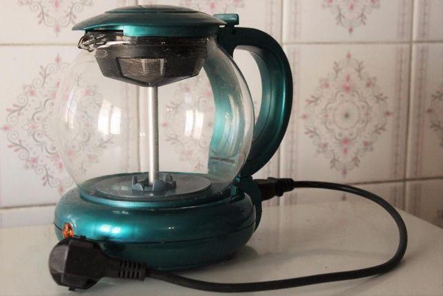 Cafeteira eléctrica para chá ou café