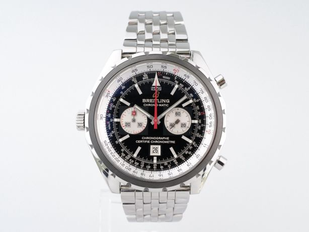 Мужские бу часы Breitling Navitimer Chrono-Matic 44 мм
