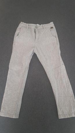 Spodnie Zara r.110