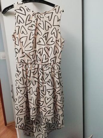 Sukienka h&m, rozmiar 146
