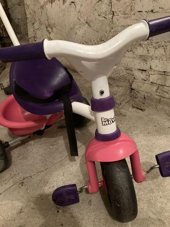 Rowerek trójkołowy BeMove