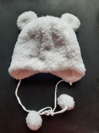 Детская, зимняя шапочка