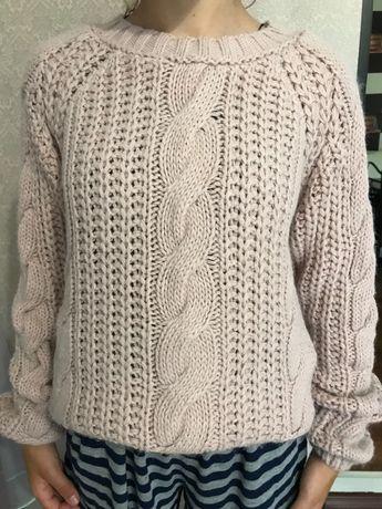 одежда свитер новый