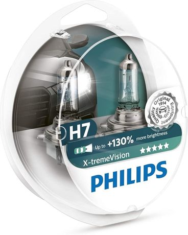 Philips x-tremeVision H7 pack2