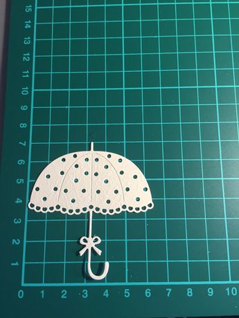 Scrapka. Parasol. Nr. 21.