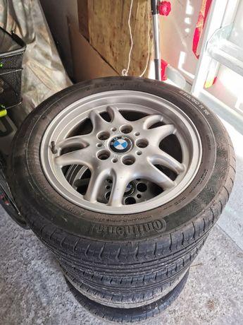 BMW Styling 30 Felgi z oponami Continental 16 cali E36 E46