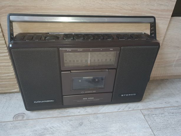 Radiomagnetofon Grundig vintage
