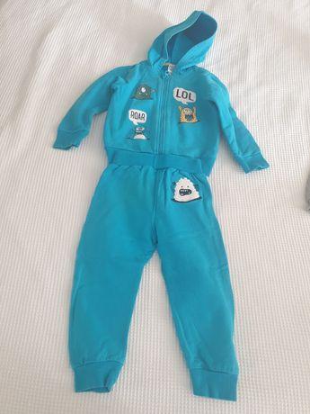 Детский костюм chicco, рост 92