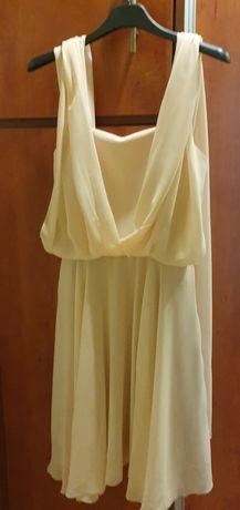 sukienka włoska rinashimento rozmiar L