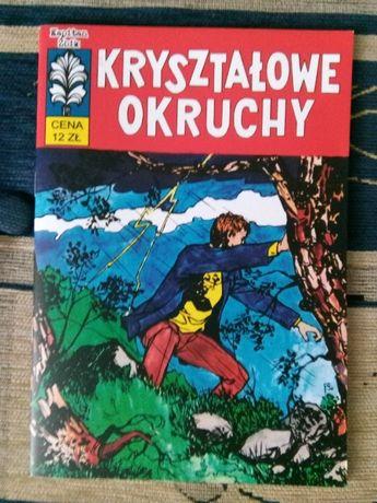 """Komiks """"Kryształowe okruch"""", """"Kapitan Żbik"""" wydanie 2"""
