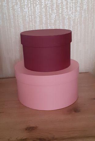 Шляпная коробка для декора